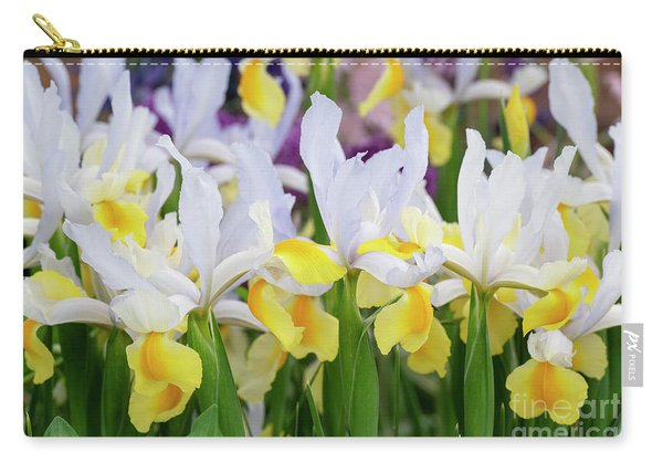 Dutch Iris Apollo Flowers  Carry-all Pouch