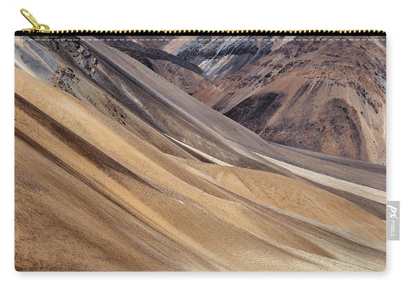 Carry-all Pouch featuring the photograph Dwarfed by Whitney Goodey