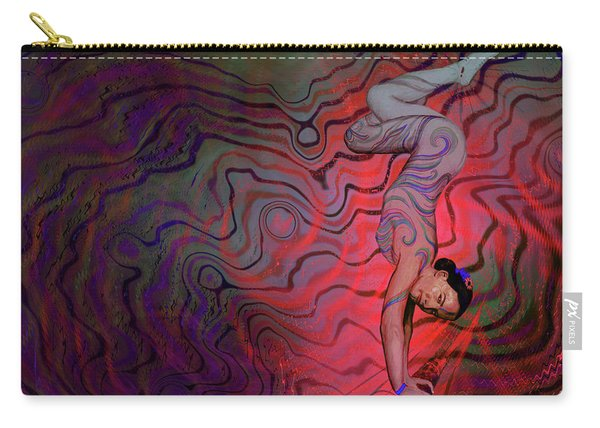 Dynamic Color2 Carry-all Pouch