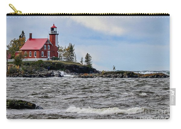 Eagle Harbor Lighthouse Carry-all Pouch