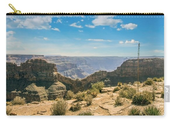 Eagle Rock, Grand Canyon. Carry-all Pouch