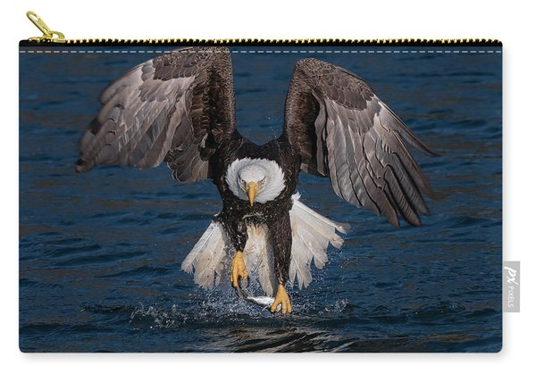 Deadly Catch Carry-all Pouch
