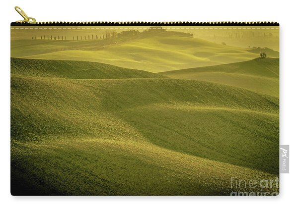 Early Morning On Southern Tuscan Farmland Carry-all Pouch