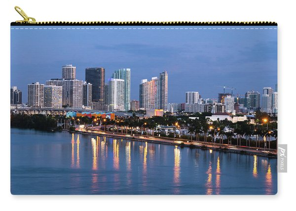 Early Rise Miami Carry-all Pouch