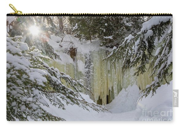 Eben Ice Caves Carry-all Pouch