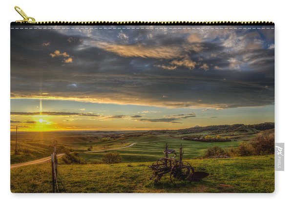 Eden At Sunrise Carry-all Pouch