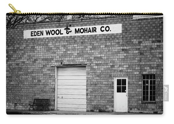 Eden Wool And Mohair Company Carry-all Pouch
