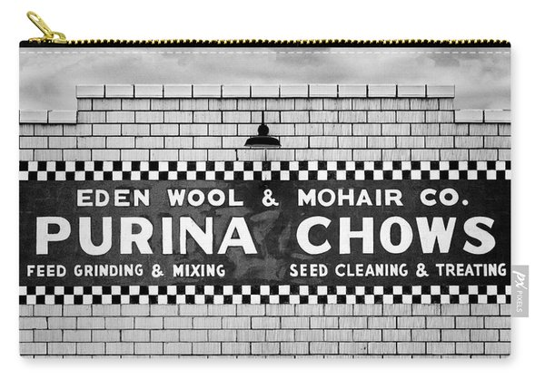Eden Wool - Purina Chows #2 Carry-all Pouch