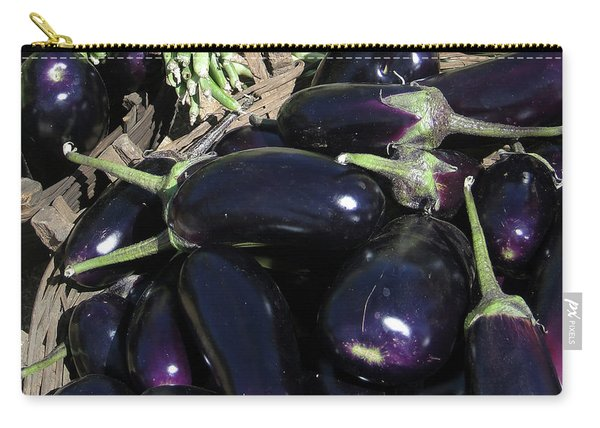 Eggplants   For Sale In In Chatikona  Carry-all Pouch