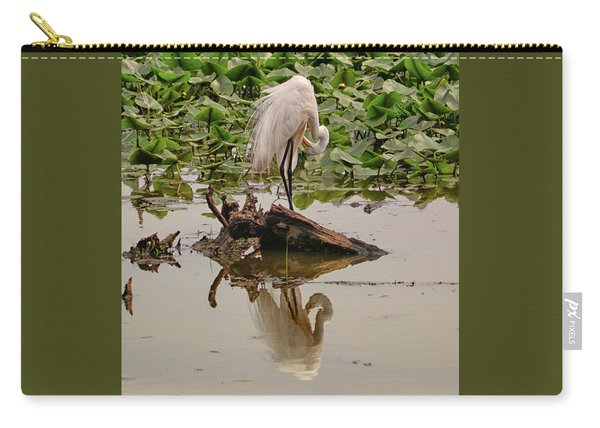 Egret 4 Carry-all Pouch