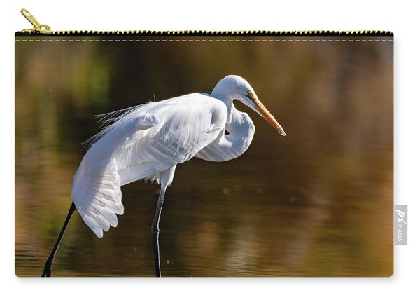 Egret Yoga Carry-all Pouch