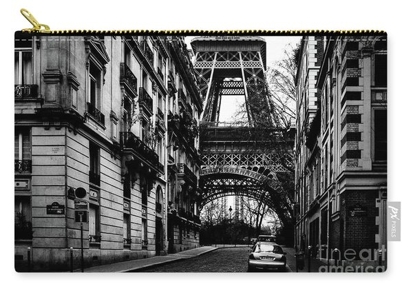 Eiffel Tower - Classic View Carry-all Pouch