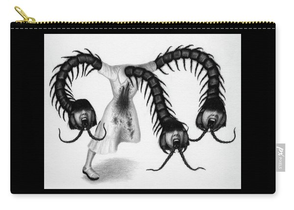 Eiko The Demon - Artwork Carry-all Pouch