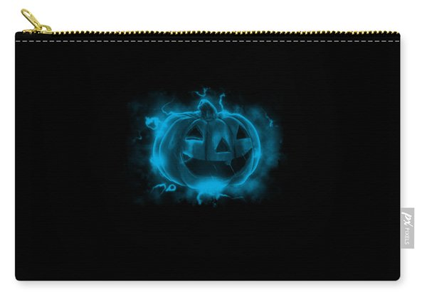 Electric Pumpkin Carry-all Pouch