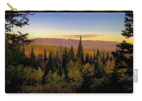 Elk Bluff  Carry-all Pouch