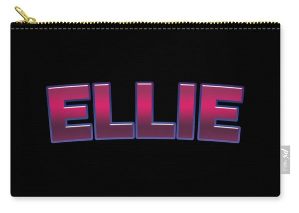 Ellie #ellie Carry-all Pouch