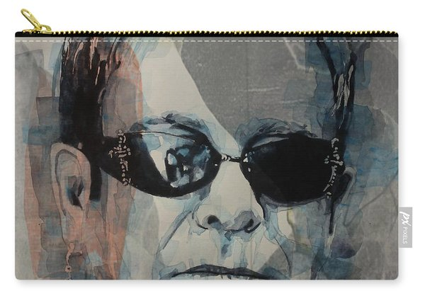 Elton John  Rocket Man  Carry-all Pouch