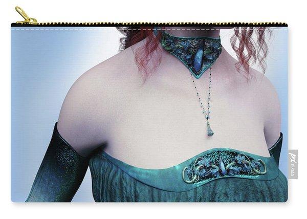 Elven Princess Portrait Carry-all Pouch