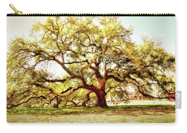 Emancipation Oak Carry-all Pouch