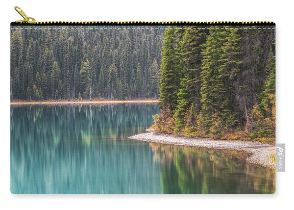 Emerald Lake Portrait Carry-all Pouch