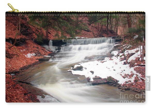 Emery Park South Wales Ny Carry-all Pouch