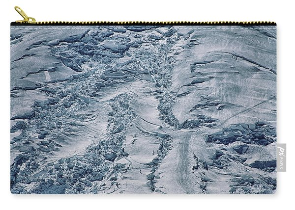Emmons Glacier On Mount Rainier Carry-all Pouch