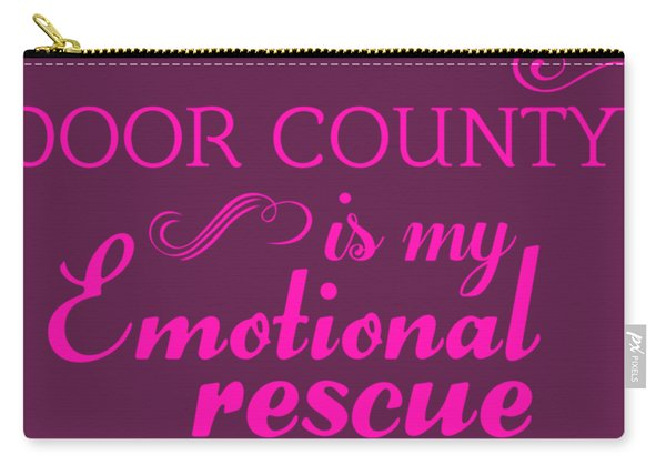 Emotional Rescue Carry-all Pouch