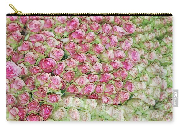 Empress Josephine's Roses Carry-all Pouch