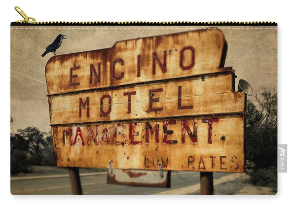 Encino Hotel Carry-all Pouch