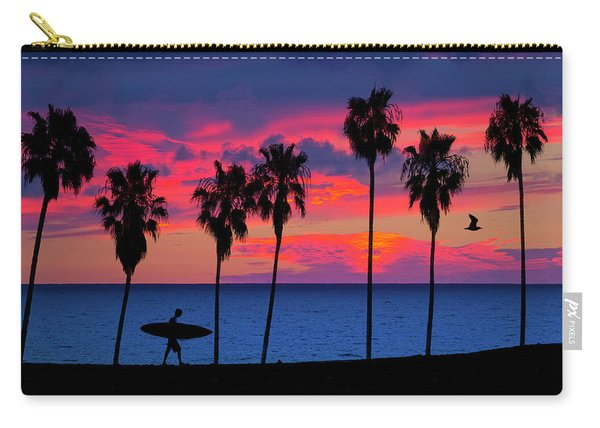 Endless Summer Carry-all Pouch