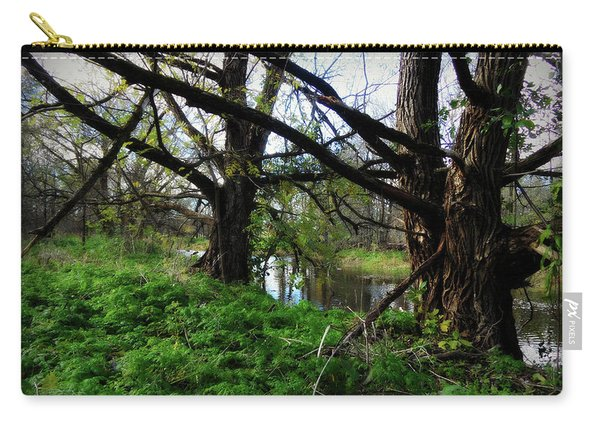 Enlightening Times Carry-all Pouch