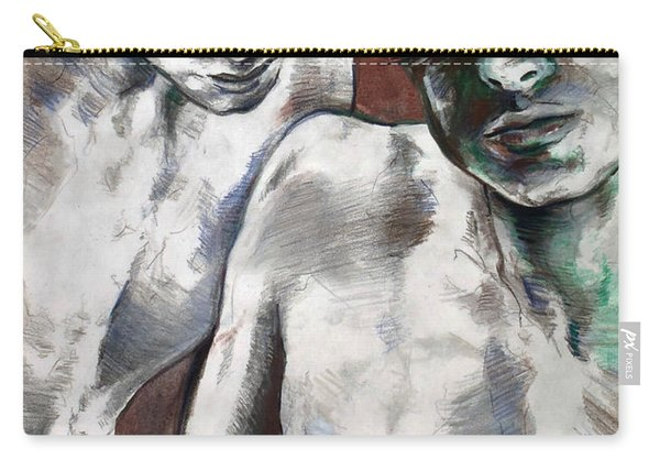 Entanged Boys Carry-all Pouch