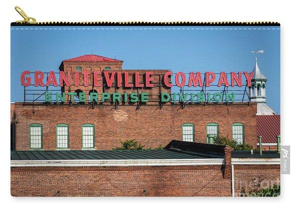 Enterprise Mill - Graniteville Company - Augusta Ga 1 Carry-all Pouch