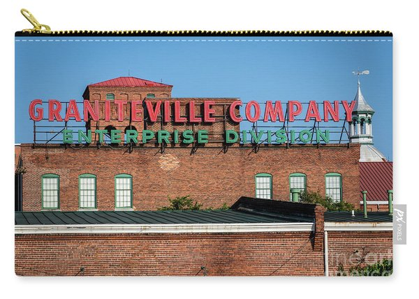 Enterprise Mill - Graniteville Company - Augusta Ga 1 Carry-all Pouch