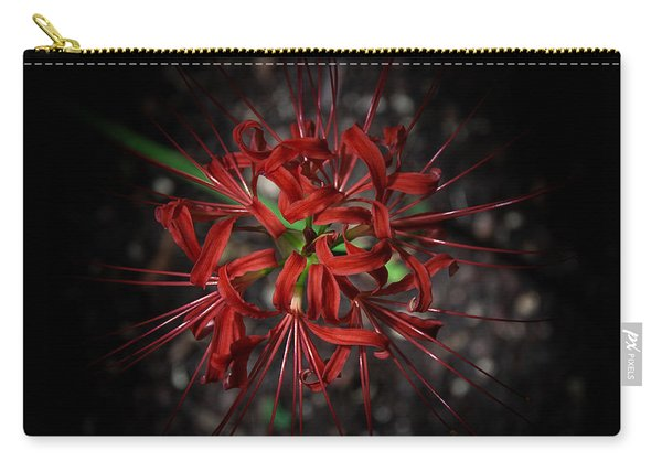 Equinox Flower Carry-all Pouch