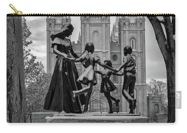 Eternal Family Carry-all Pouch