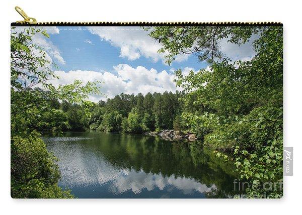 Euchee Creek Park - Grovetown Trails Near Augusta Ga 2 Carry-all Pouch