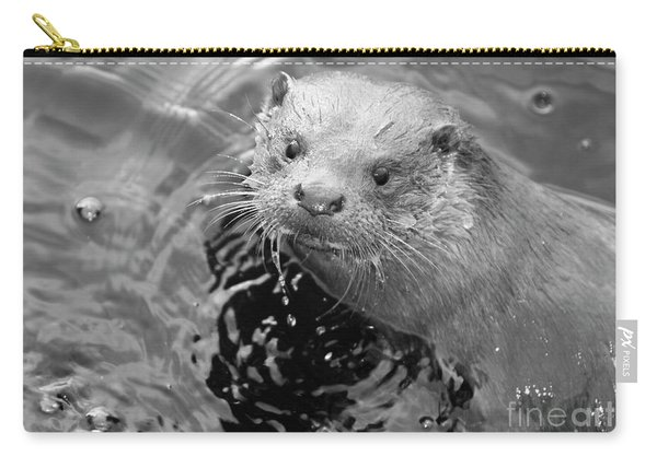 European Otter Carry-all Pouch