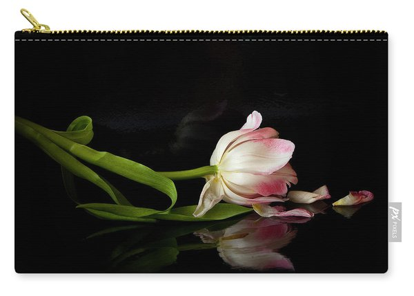 Even Though A Flower Fades 2 Carry-all Pouch