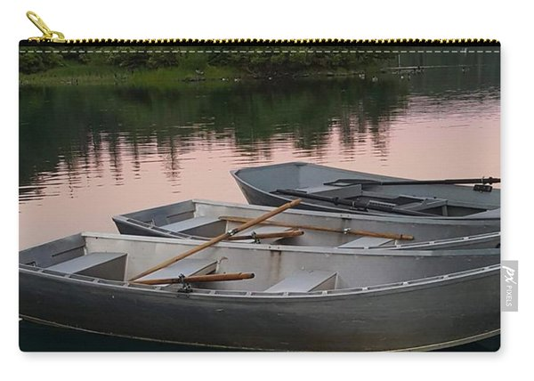 Rowboats Carry-all Pouch