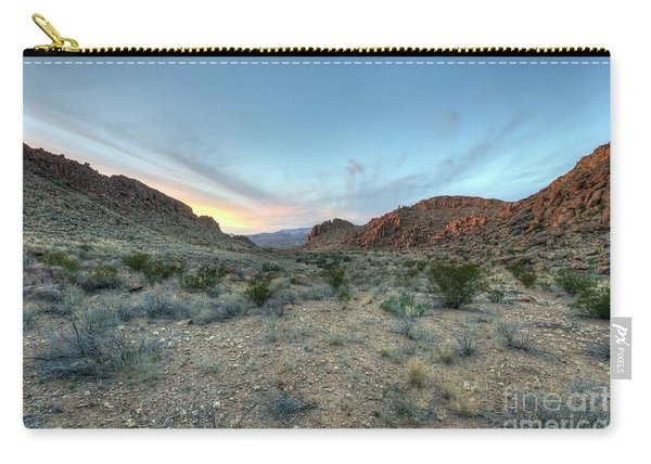 Evening In The Desert Carry-all Pouch