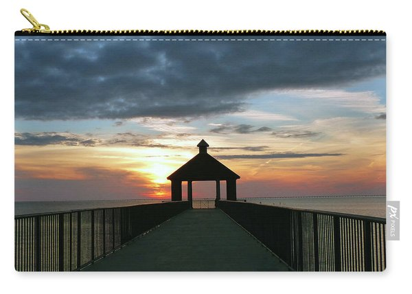 Evening Peace Carry-all Pouch
