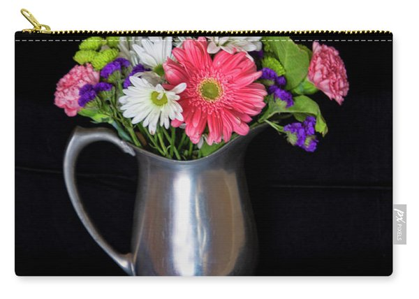 Everlasting Bouquet  Carry-all Pouch