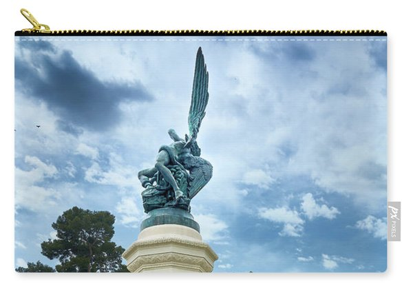 Exiled From Paradise, The Fallen Angel Carry-all Pouch