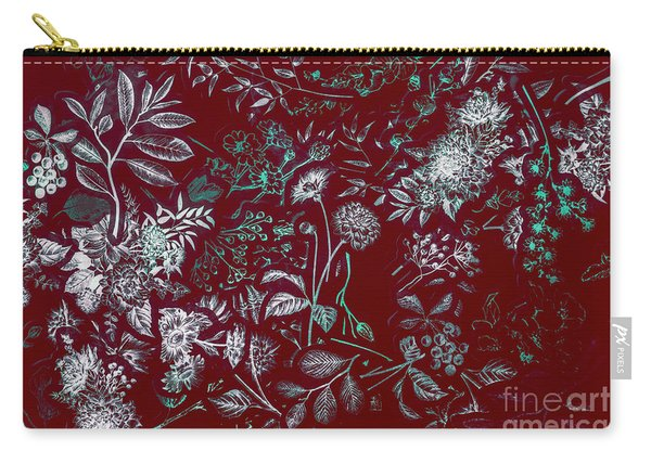 Exotic Harmony Carry-all Pouch