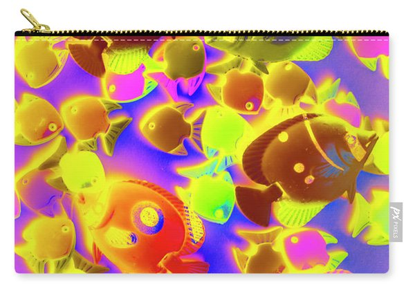 Exotic Tropics Carry-all Pouch
