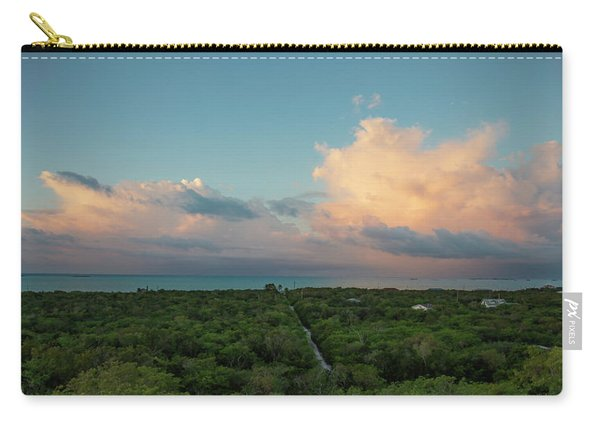 Exuma Skies Carry-all Pouch