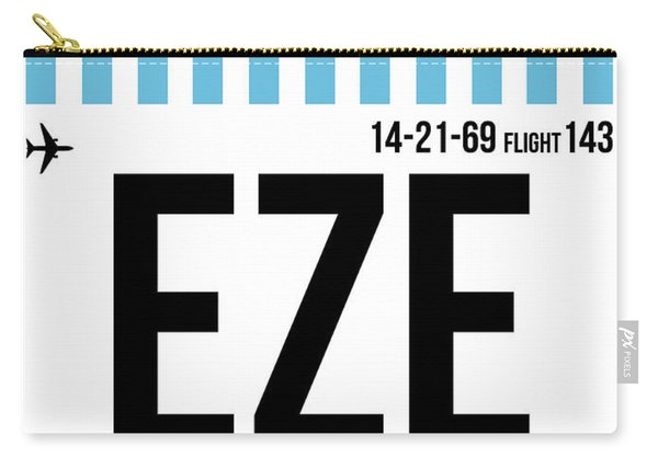 Eze Buenos Aires Luggage Tag I Carry-all Pouch