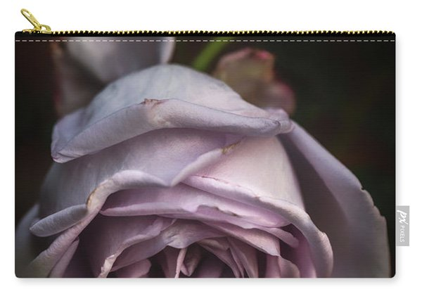 Fading Bloom Carry-all Pouch