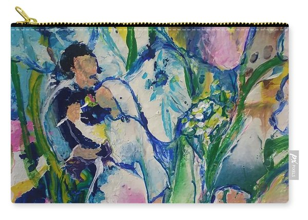 Fairest Among The Lilies Carry-all Pouch